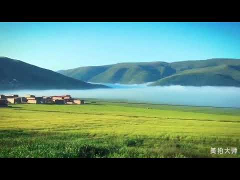 Tibetan Village in Aba county