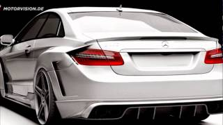 Тюнинг Mercedes E-CLASS COUPE PRIOR-DESIGN PD850 WIDEBODY AERODYNAMIC-KIT(Тюнинг ателье