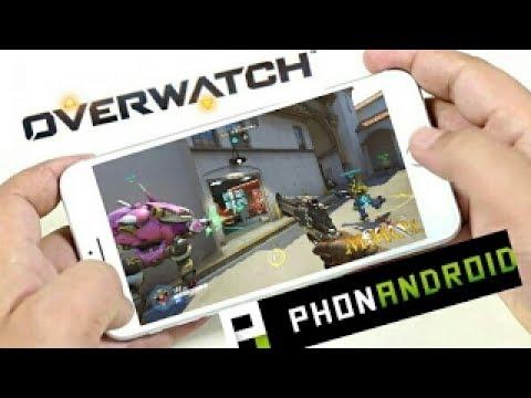 تحميل لعبة Overwatch للاندرويد و الايفون Youtube
