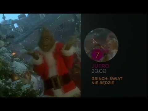 Plakat Grinch: świąt nie będzie