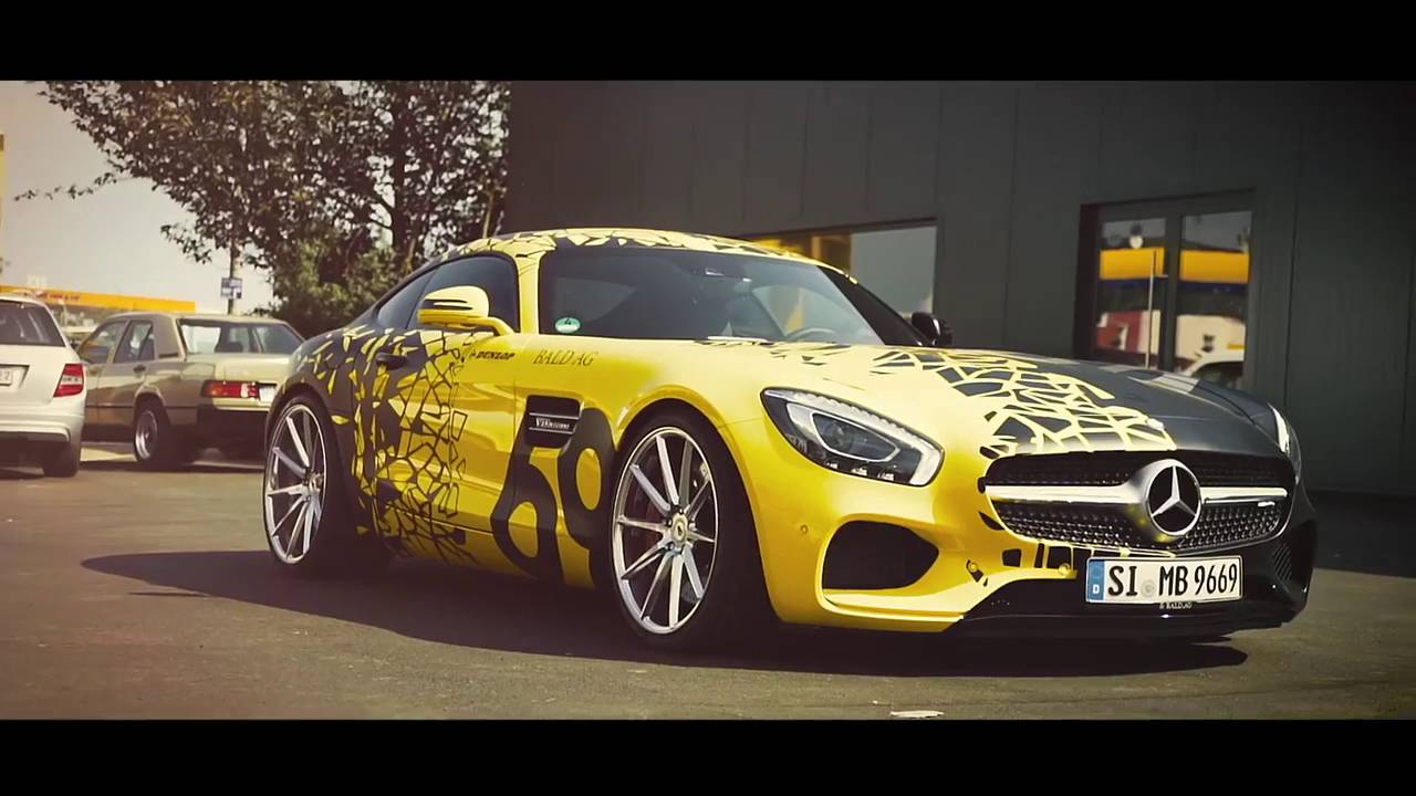 insane mercedes amg gts from jp performance youtube. Black Bedroom Furniture Sets. Home Design Ideas