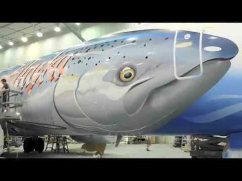 The making of salmon thirty salmon ii alaska airlines for Alaska fish counts