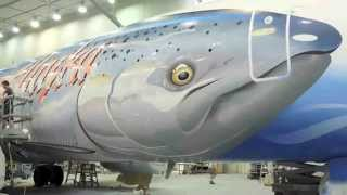 The Making of Salmon-Thirty-Salmon II - Alaska Airlines