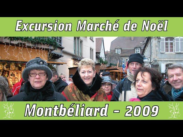 Marche de Noël de Montbéliard 2009