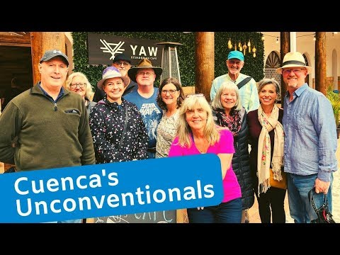 Cuenca Ecuador Unconventionals + Post Protest Update (Octobe