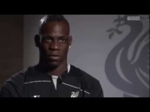 2014 : First Liverpool Interview - Mario Balotelli