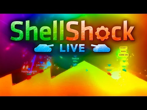 TAKING A NUKE FOR THE TEAM?! - ShellShock Live!