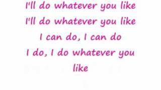 Nicole Scherzinger ft T.I - whatever you like lyrics