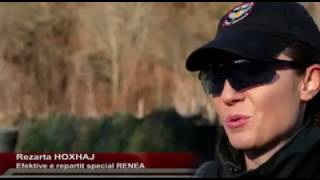 Ora News – Rezi, e vetmja femër në forcat RENEA