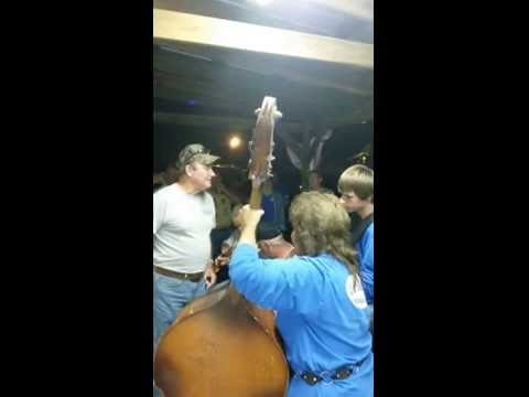 Elkridge Blue Grass Band and Sammy Yates singing with Dave Evans and Sammy Adkins
