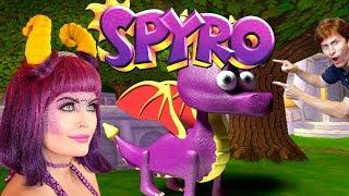 Next live stream: Spyro Reignited Trilogy