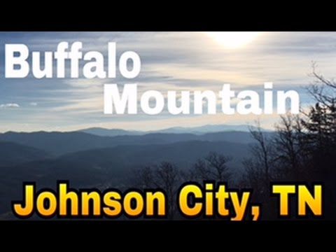 The Conquering of Buffalo Mountain - Johnson City, Tennessee