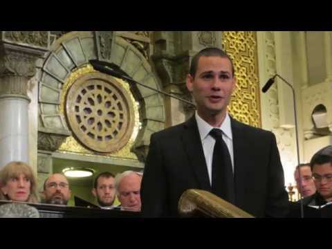 Birkat HaHodesh (Ben Ellerin) - Cantor Azi Schwartz