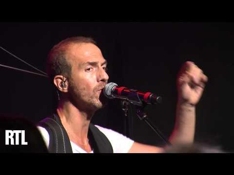 Calogero - Un Jour Au Mauvais Endroit En Live Dans Le Grand Studio RTL - RTL - RTL