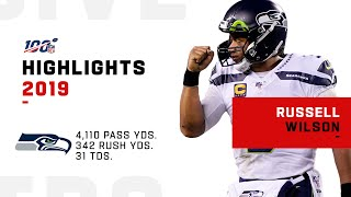 Russell Wilson Full Season Highlights | NFL 2019