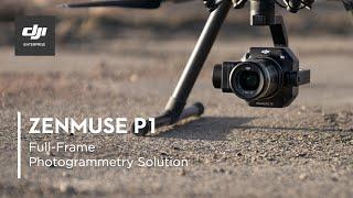 DJI - Introducing the Zenmuse P1