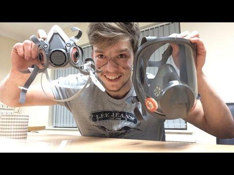 3M 6200 vs 3M 6800 Respirator Review Half Face and Full Face Respirators Comparison