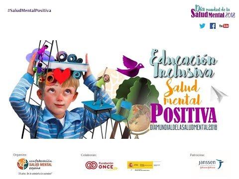 Jornada Educación Inclusiva. Salud Mental Positiva