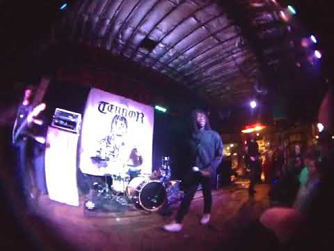 Bloodbather - Partial Set Live at Crowbar (Knocked Loose, Terror, Jesus Piece, and YOTK)