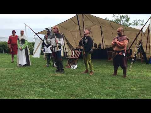 Brotherhood of the Arrow & Sword at Abbadia Mare Renaissance Festival