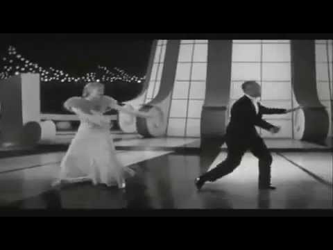 Fred Astaire & Ginger Rogers  Let's Face The Music And Dance 1936 cut