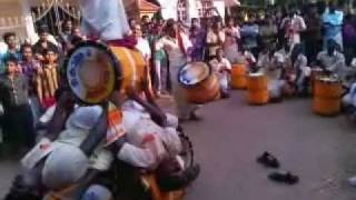 Shinkari melam super  performance