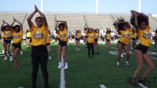 Southern University High School Band & Dance Camp (2017) | Full Performance