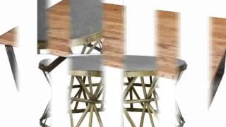 Metal Coffee Tables