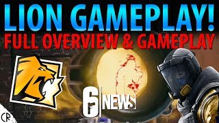 Lion Gameplay & Overview! - Operation Chimera Outbreak - 6News - Tom Clancy