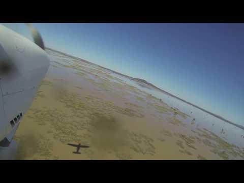 Aerial Survey of Lake Cowal