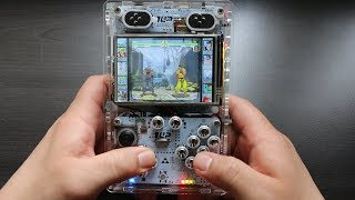 1UP Handheld Raspberry Pi | PI Boy Handheld