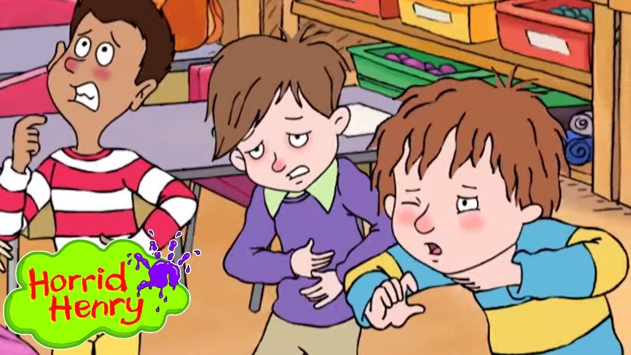 Download Henry Pranks His Science Teacher   Horrid Henry   Cartoons for Children