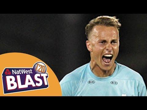 Final Ball Thriller! Surrey Beat Essex By 2 Runs - Highlights: NatWest T20 Blast 2017