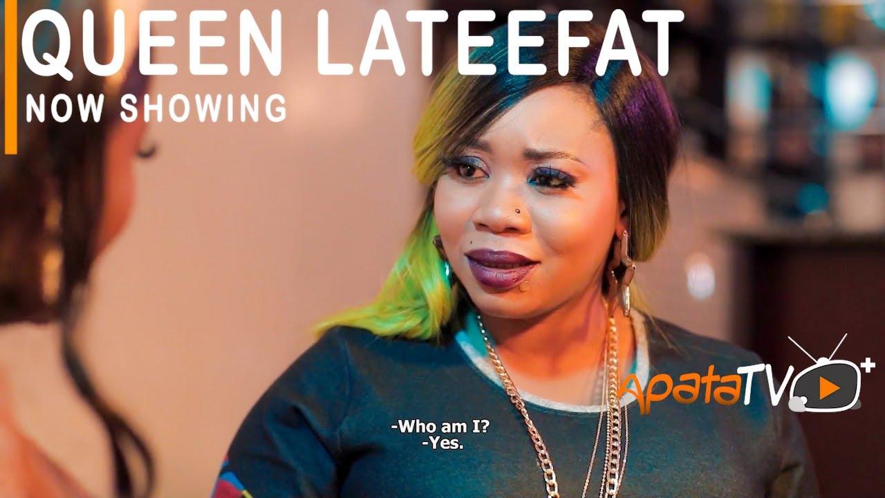 Queen Lateefat Latest Yoruba Movie 2021 Comedy Starring Wunmi Toriola | Sanyeri | Bimpe Oyebade