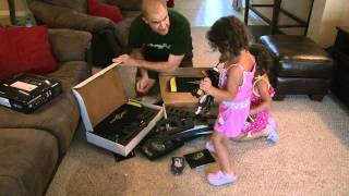 are mike s girls going to play paintball planet eclipse csl unboxing w ccm 6 5 pump guns