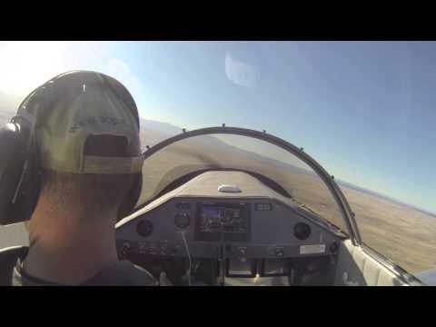 Sonex Flight 9 - ASI Run, 16 Dec 2013