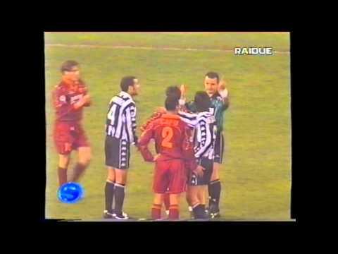 Juventus - Roma 2-1 (27.02.2000) 6a Ritorno Serie A