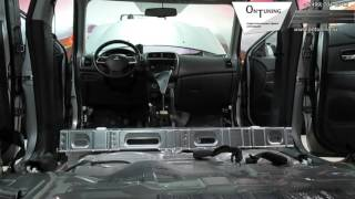 видео шумоизоляция машины