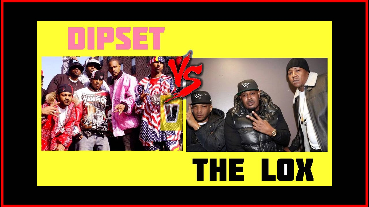 New York Won the Lox and Dipset's Verzuz Battle