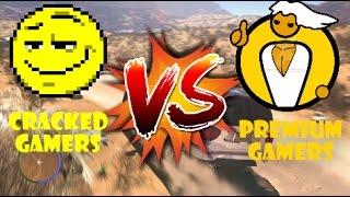 Gambar cover Premium Gamers VS Cracked Gamers
