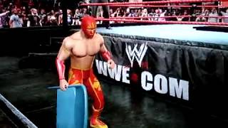 Psycho Clown vs. Mistico TLC