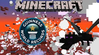 Minecraft / Top 5 des records du monde