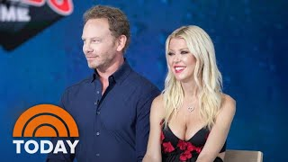 Ian Ziering And Tara Reid On The Possible End To 'Sharknado' | TODAY