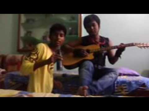 Dil aaj kal Guitar cover by Shiv and kumar