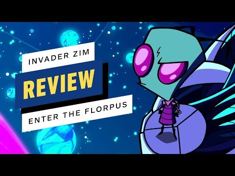 Invader Zim: Enter the Florpus Review