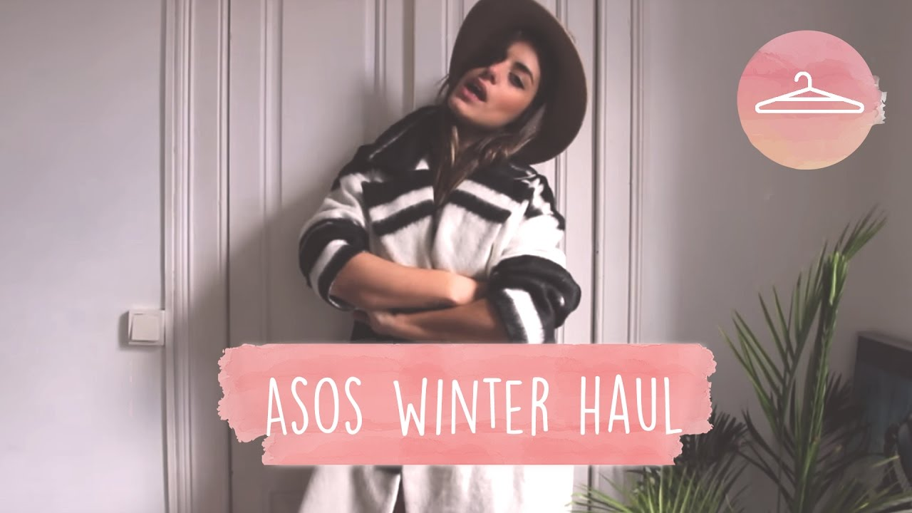 f68f10220f ASOS WINTER HAUL - DULCEIDA - YouTube