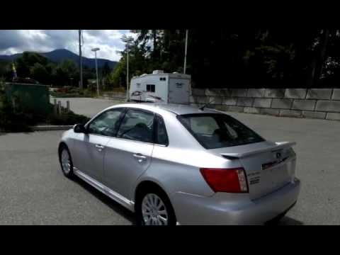 used 2010 subaru impreza sport all wheel drive local one owner for sale in salmon arm bc. Black Bedroom Furniture Sets. Home Design Ideas