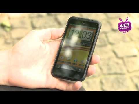 HTC Incredible S - recenzja, Mobzilla odc. 43
