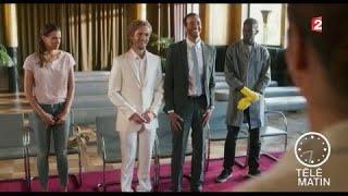 Cinéma – «Épouse-moi mon pote»