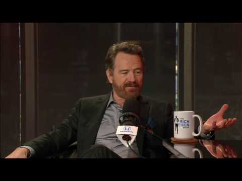 Actor Bryan Cranston on The 'Seinfeld' Laughing Gas Story - 12/19/16